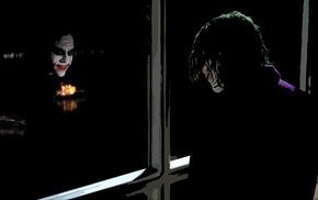 movies, MessenjahMatt, Joker, Batman, anime, The Dark Knight