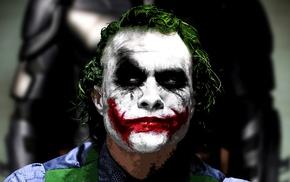Joker, The Dark Knight, MessenjahMatt, Batman, movies, anime