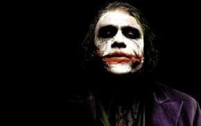 anime, movies, The Dark Knight, Joker, Batman