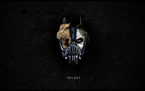The Dark Knight Rises, movies, Scarecrow character, Batman, The Dark Knight, Bane