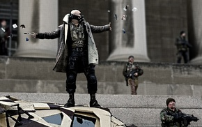 Bane, MessenjahMatt, movies, The Dark Knight Rises