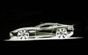 концепт-кары, Aston Martin