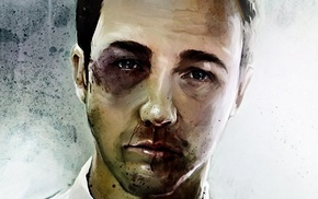 Fight Club, movies, Edward Norton