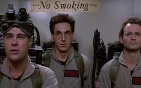 Dan Aykroyd, Ghostbusters, movies, Bill Murray