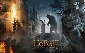 movies, The Hobbit An Unexpected Journey, Gandalf, Bilbo Baggins