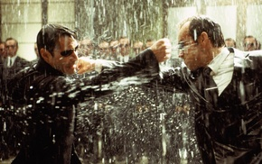 movies, The Matrix Revolutions, film stills, Neo
