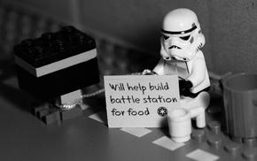 humor, LEGO Star Wars, LEGO
