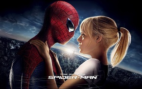 The Amazing Spider, Man, movies, Spider, Emma Stone