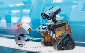 WALLE, movies, Disney Pixar