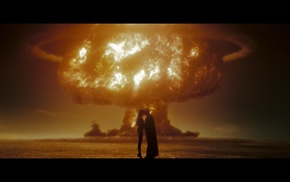Silk Spectre, Watchmen, screenshots, explosion, movies