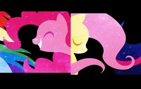Rainbow Dash, Applejack, My Little Pony, Pinkie Pie, Fluttershy, Rarity