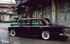 VAZ 2101, VAZ, car, LADA, Lada 2101, old car