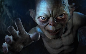 Middle, earth Shadow of Mordor, video games, Gollum
