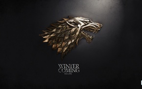 sigils, Game of Thrones, House Stark