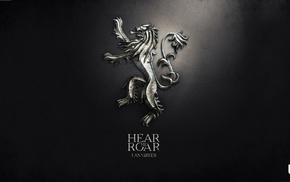 sigils, Game of Thrones, House Lannister