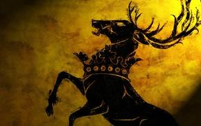 House Baratheon, Game of Thrones, sigils