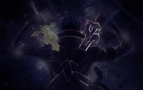 anime, sword, Kirigaya Kazuto, Sword Art Online