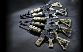 gun, M4A4, rifles