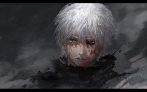 anime, Tokyo Ghoul, Kaneki Ken