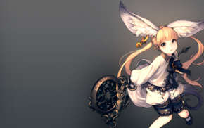Blade and Soul, twintails