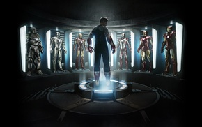 Iron Man, Tony Stark, Robert Downey Jr., Iron Man 3
