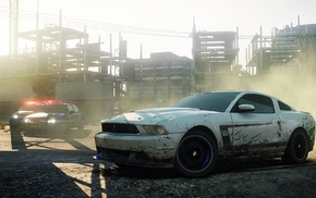 Need for Speed Most Wanted 2012 video game, video games, car