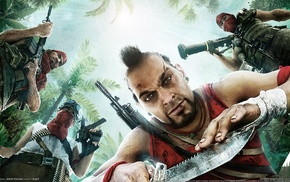 Far Cry, video games, Ubisoft, Vaas, Far Cry 3