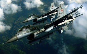 Turkish Armed Forces, jet fighter, Turkish Air Force