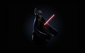 Дарт Вейдер, лазерный меч, Звездные войны