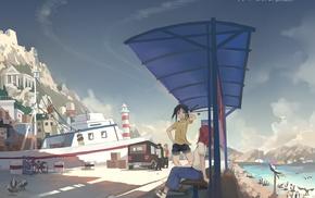 Nishikino Maki, anime, anime girls, Love Live, Yazawa Nico