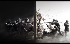 video games, Tom Clancy, Rainbow Six Siege