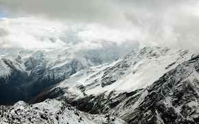 природа, пейзаж, горы