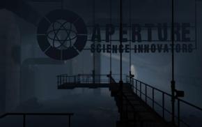 Valve, Aperture Laboratories, video games, Portal