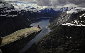 пейзаж, природа, горы