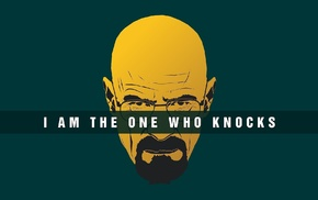 Heisenberg, Breaking Bad, Walter White, typography, quote