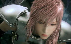 Final Fantasy, Final Fantasy XIII, video games, Claire Farron
