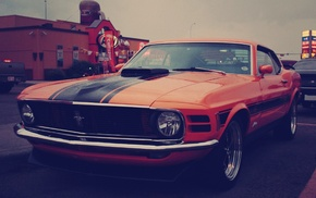 muscle cars, Ford Mustang