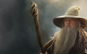 Gandalf, The Lord of the Rings