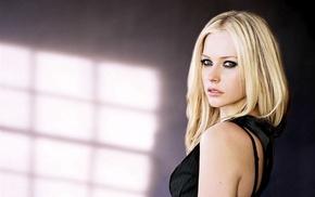 singer, blonde, Avril Lavigne