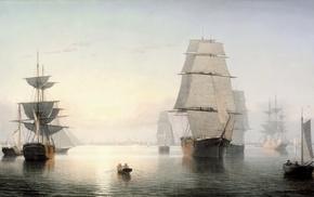 water, ships, stunner, boat