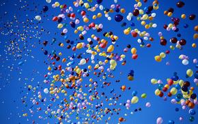 balloon, stunner, sky