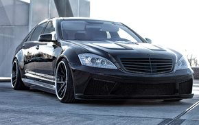 cars, automobile, black, wheels, tuning