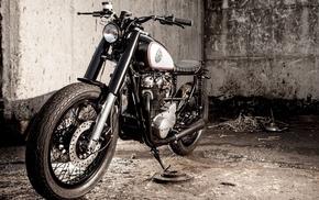 bike, motorcycles, motorcycle, black