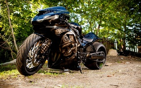 motorcycle, bike, motorcycles, tuning