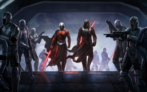 lightsaber, Star Wars Knights of the Old Republic, Star Wars, Revan, Knights of the Old Republic, Sith