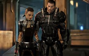 Jack, Mass Effect