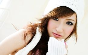 девушка, Азия, модель