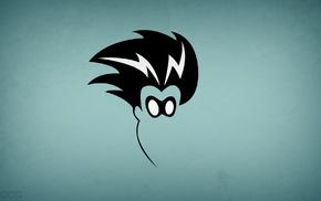 superhero, Warner Brothers, comics, minimalism, heroes, DC Comics