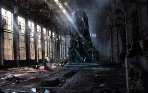 Chernobyl, Monolith, Shadow of Chernobyl, apocalyptic