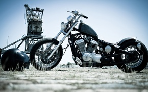 motorcycles, black, motorcycle, bike